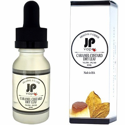 I−1600リキッド (Caramel Custard Dry Leaf) 15ml